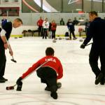 olympians curling